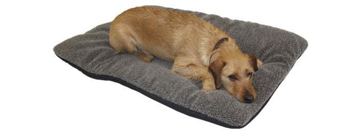 Hunde Thermo Bett