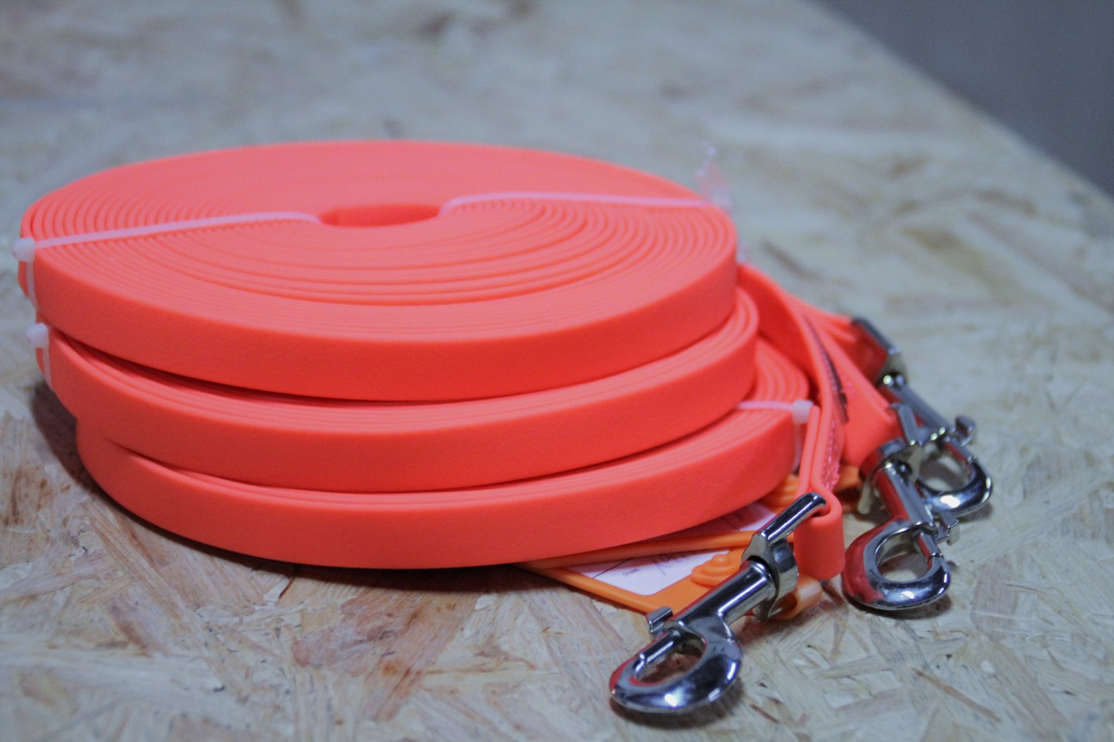 Schleppleine orange 10 m