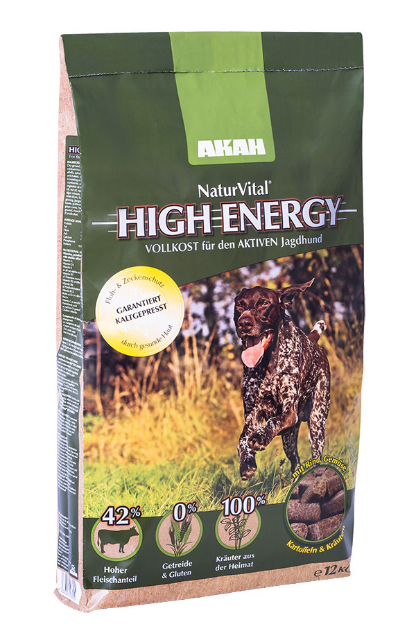 Akah Naturvital High Energy 12 Kg