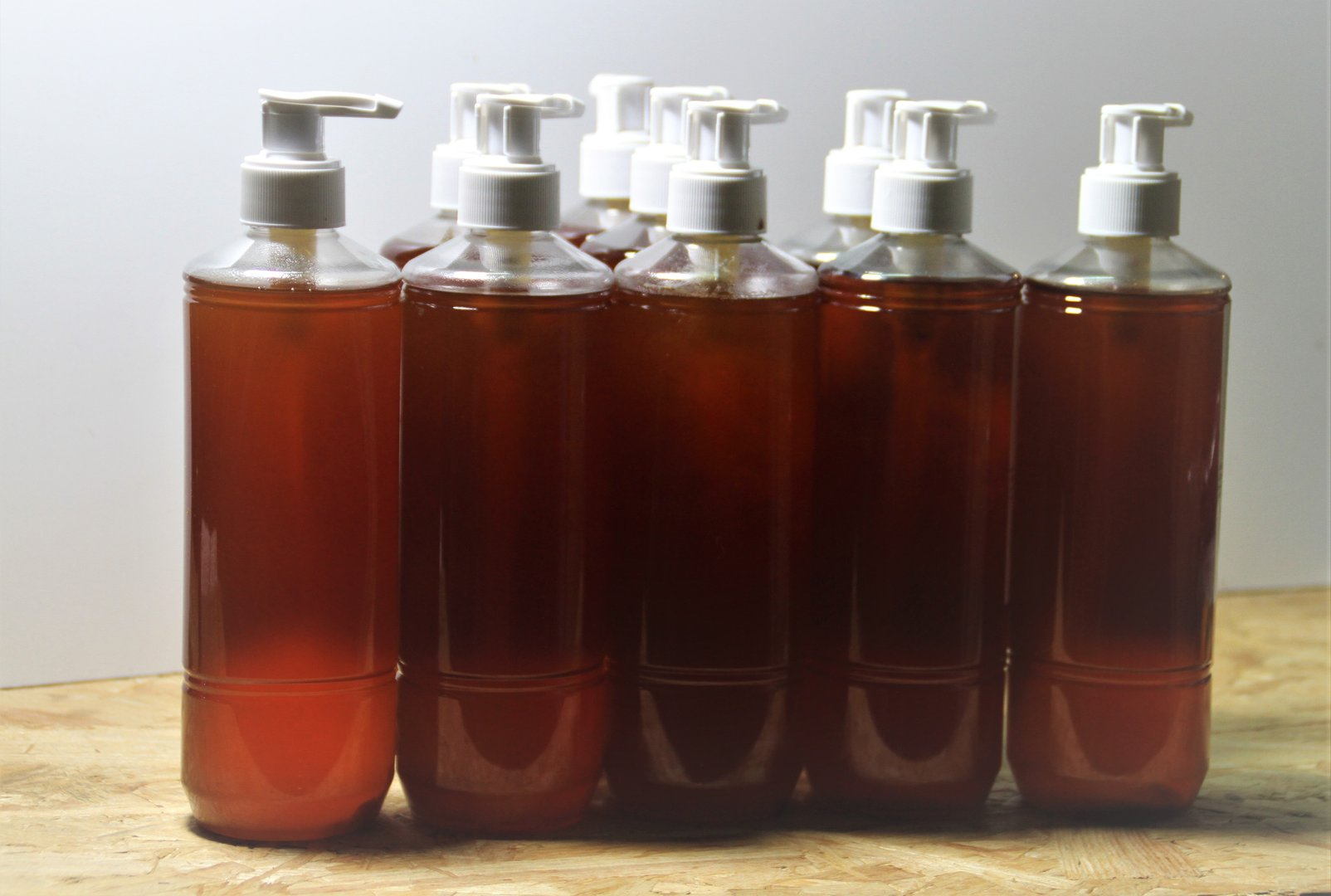 Lachsöl 500 ml Pumpflasche