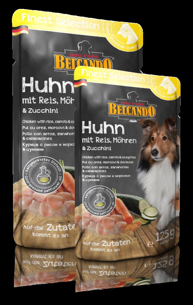 Belcando Huhn & Reis Beutel 300 gr
