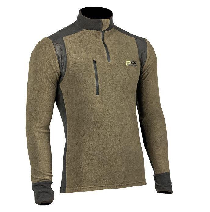 PSS Fleece Shirt Polar grün