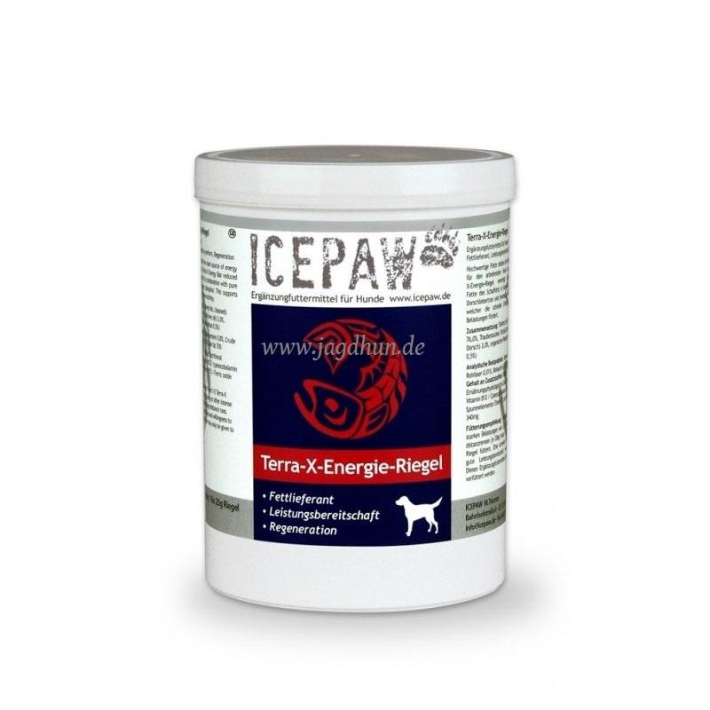 Icepaw Terra x Energie Riegel 16 x 25gr